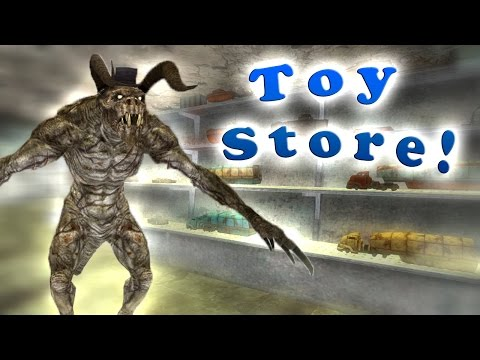 Fallout New Vegas Mods: Toy Store!
