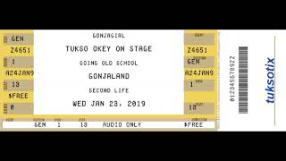 Going Old School with Tukso Okey (Full Concert - audio only)