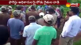 Tribals uproot Haritha Haram saplings in Mahabubnagar District