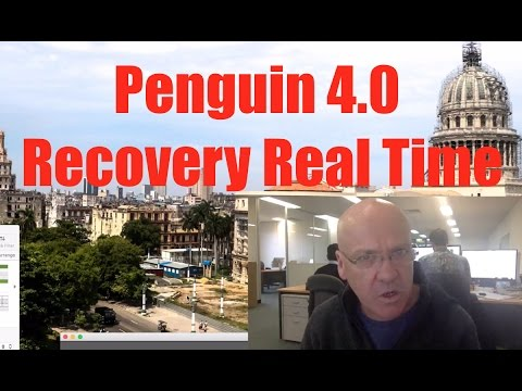 Penguin 4.0 realtime recovery