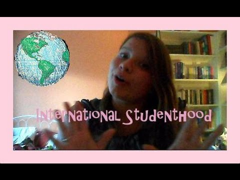 Being an International Student | University