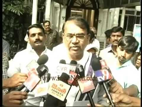 Pocharam Srinivas Reddy Politician Telangana Rashtriya Samithi MLA Press Meet