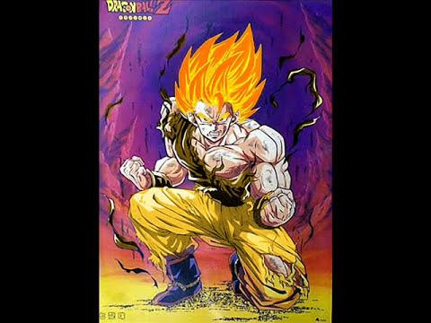 Goku Super Saiyan 1-10 Video