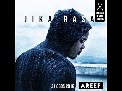 Areef - Jika Rasa OST Gerhana | Official Music Video