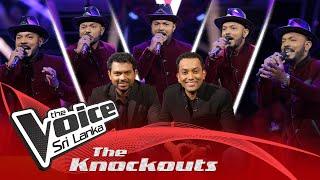 Harsha Buddika | Sumihiri Pane  The Knockouts | The Voice Sri Lanka