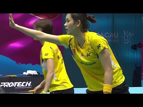 2014 MACAU OPEN BADMINTON - SF - Match 4