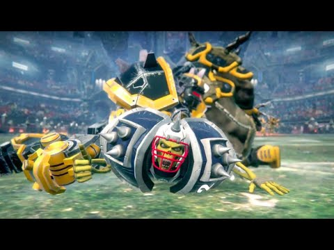 Mutant Football League Official Console Launch Trailer