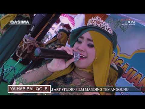 QASIMA - YA HABIBAL QOLBI - LIVE 2018 - DIWEK PANDEMULYO TEMANGGUNG