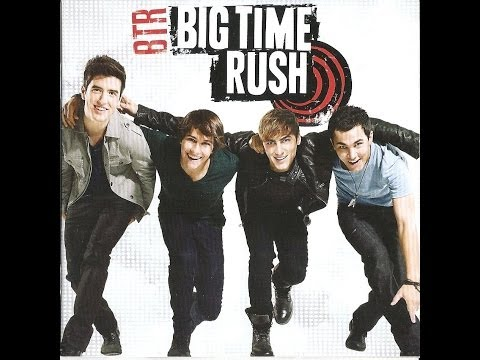 Big Time Rush - BTR UK fan edition Complete CD