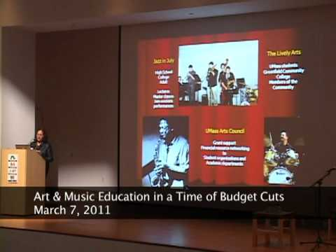 Art  Music Education in a Time of Budget Crisis 3/7/11