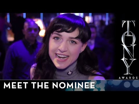 Hey Lena Hall! (2014 Tony Nominee)