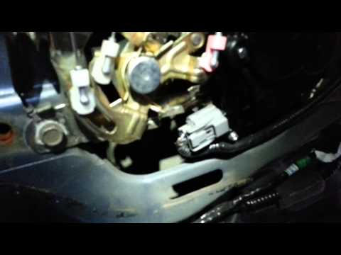 2006 Honda Odyssey door latch actuator
