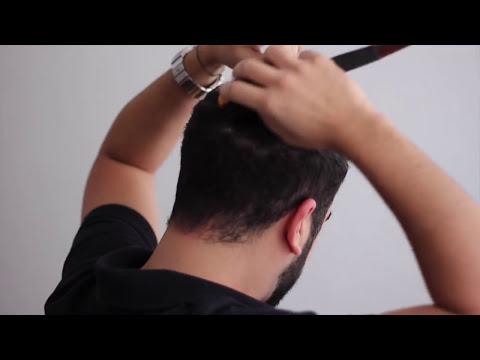 Penteado masculino fácil, Penteado cabelo curto rápido: Várias Dicas! Moda para Macho