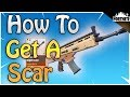 FORTNITE - How To Get Your Own Orange Scar In Save The World PVE (New Event Store Items) MP3