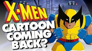 Is Disney Bringing the 90s X-Men Cartoon Back? New Evidence!