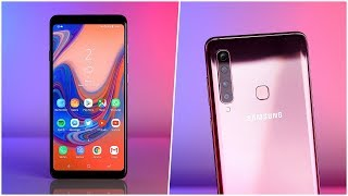 Review: Samsung Galaxy A9 2018 (Deutsch) | SwagTab