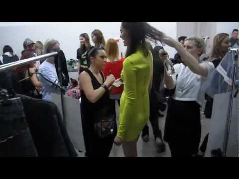 1AM STOLEN GIRLFRIENDS CLUB A/W2013 BACKSTAGE EXCLUSIVE