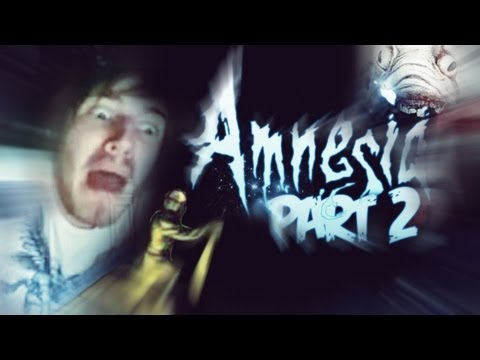 WATER MONSTER ;_; - Amnesia: Custom Story - Part 2 - The Cruel Ways...