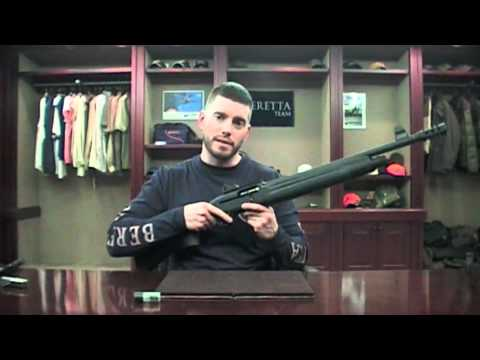 Beretta TX4 Storm Tactical Shotgun