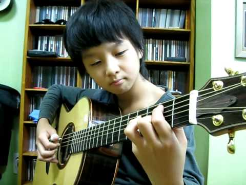 (Pink Floyd) Good Bye Blue Sky - Sungha Jung Music Videos