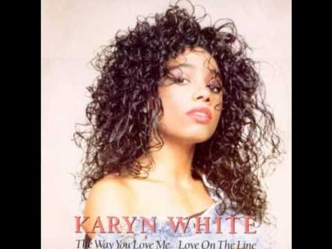 Karyn White-The Way You Love Me