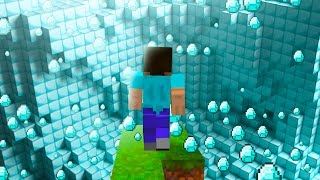 FINDING ALL THE DIAMONDS IN THE WORLD! (Minecraft #4)