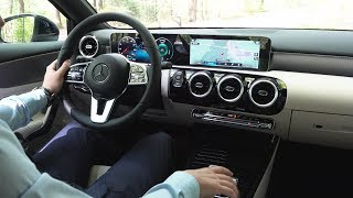 2019 Mercedes A Class - NEW Full Drive Review A200 Interior Exterior Infotainment
