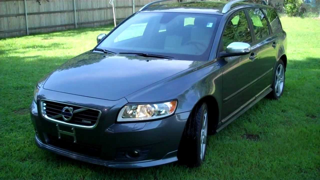 2011 Volvo V50 T5 R Design.MP4 - YouTube