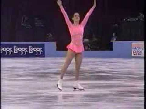 Nancy Kerrigan 1993 US Nationals SP