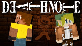 THE MINECRAFT DEATH NOTE! (Minecraft Anime Roleplay)