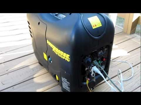 Powerhouse PH2100PRi Inverter Generator Review