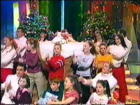 Dustin The Turkey on Late Late Show,  Christmas 2001