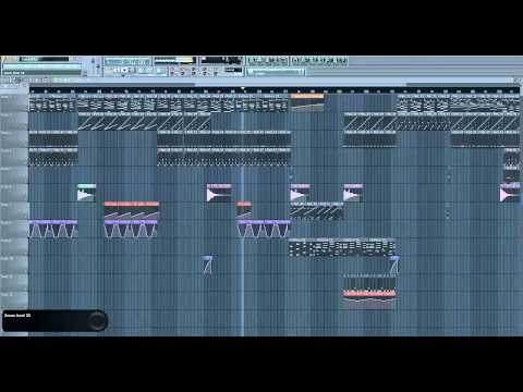 how to make a hiphop beat on fruity loops