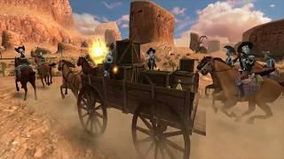 XD Dark Ride - Los Banditos