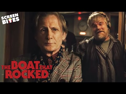 The Boat That Rocked - Billy Nighy F-Word OFFICIAL HD VIDEO
