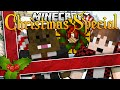 Minecraft Christmas Creative Build Series #1 w/ Merome