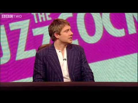 Martha Wainwright Dances It Out With Here Baby- Never Mind The Buzzcocks Preview - BBC Two