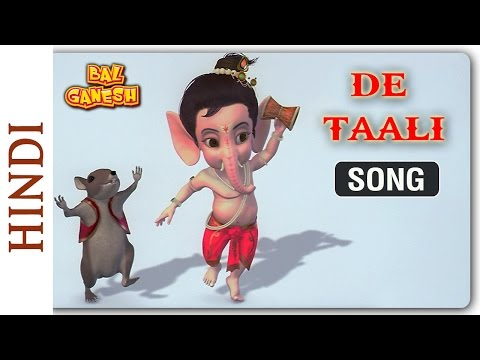 De Taali Song - Bal Ganesh 2 - Kids Animated Movies video