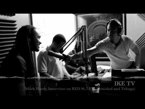 Mark Hardy Interview on RED 96.7 FM(Trinidad and Tobago)