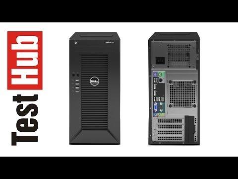 Dell PowerEdge T20 - Test - Serwer FreeNAS (ZFS)