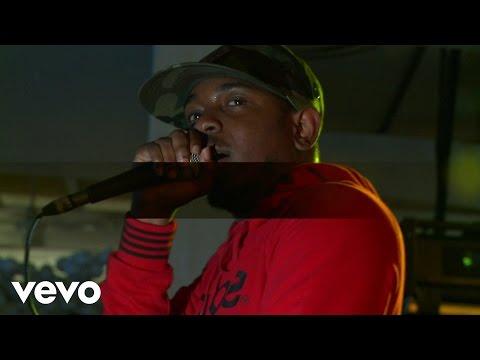Kendrick Lamar - A.D.H.D. (Fader Fort by FIAT 2011)