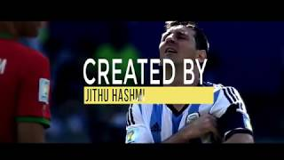 Lionel Messi And Argentina Promo For  World Cup 2018 Adobe Premiere Pro And After Effect Work
