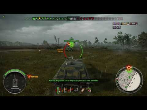 World of Tanks (Xbox One Edition) - Live Oaks (Jagdpanzer E-100)