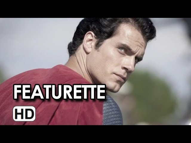 Man of Steel Featurette 2013 Movie HD