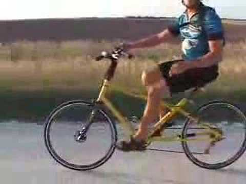 Crank Forward Bikes Comparison RANS Crank Forward Whisker Bar