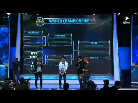 Lol Drawing Lol Championship Group Drawing