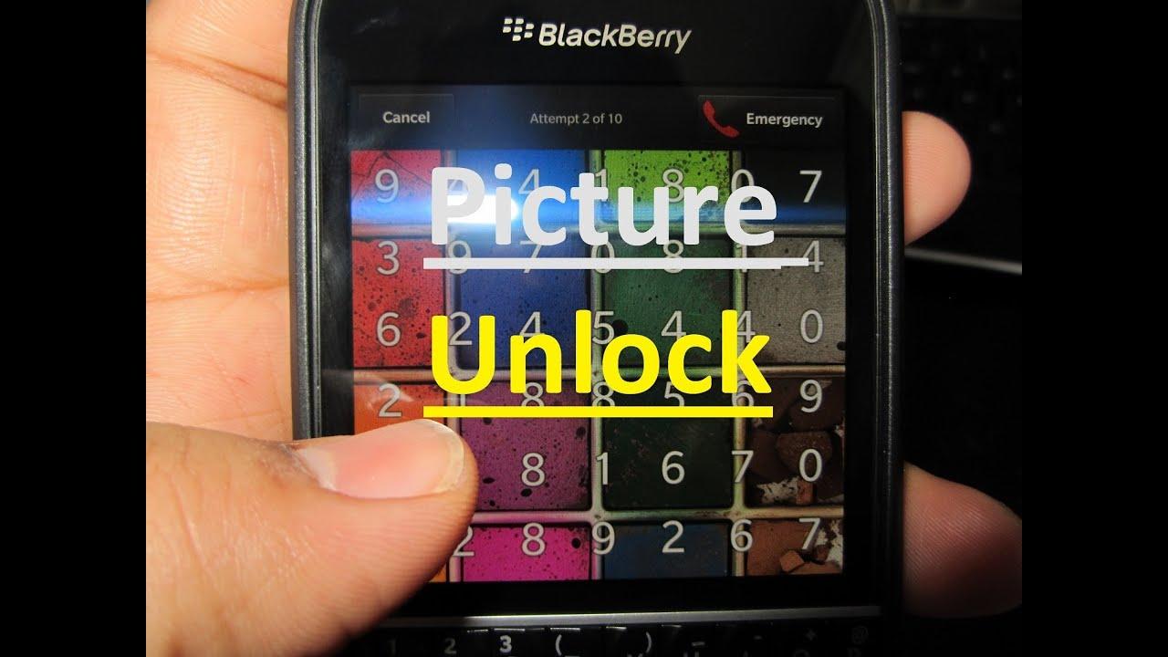 Blackberry Password Password Unlock Blackberry