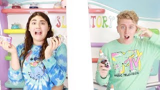 TWIN TELEPATHY SLIME CHALLENGE WITH PAUL ~ Slimeatory #428