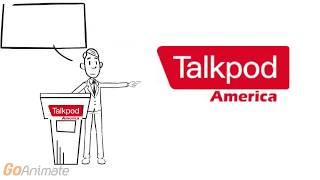 Talkpod America Join us at IWCE 2018