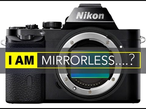 nikons future 2017: their full frame mirrorless camera